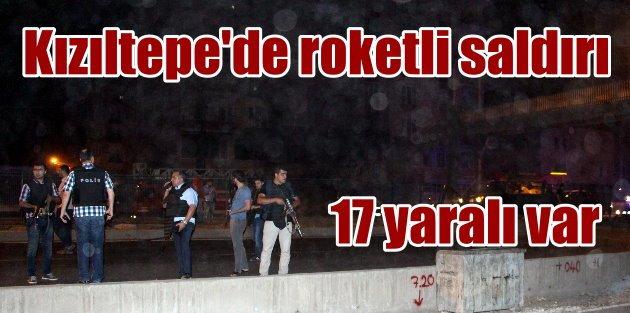 PKKlılar çevik kuvvete saldırdı: 25 polis yaralı