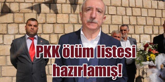 PKKnın ölüm listesinde kimler var?