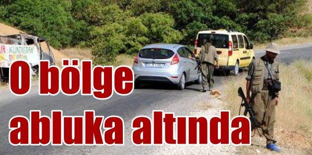 PKKnın trafik TİMine büyük operasyon