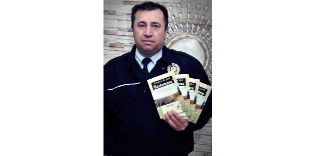 Polis Memuru Şiir Kitabı Çikardi