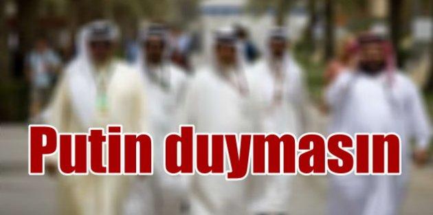 Putin bu kampanyaya çok kızacak: Araplardan hiç beklemezdik...