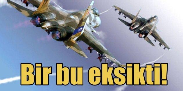 Rus savaş uçakları sınırı geçti, F-16lar havalandı