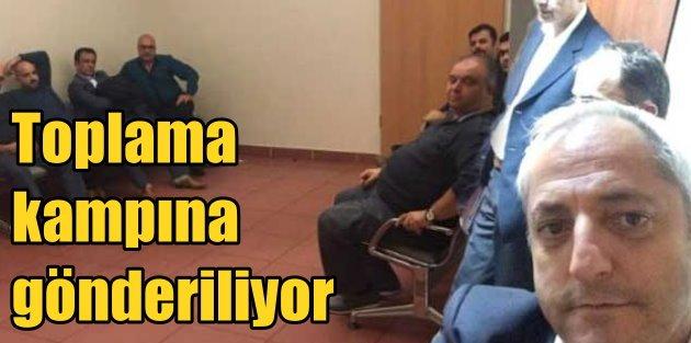 Rusya Türk İşadamları toplama kampına gönderilmiş