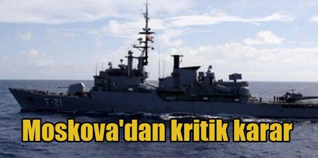Rusya Türkiye gerginliği tırmanıyor, Akdenize savaş filosu