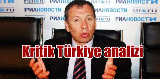Rusya Türkiye ilişkileri...