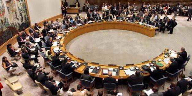 Rusya, Türkiye korkusunu BM Güvenlik Konseyi'ne taşıdı