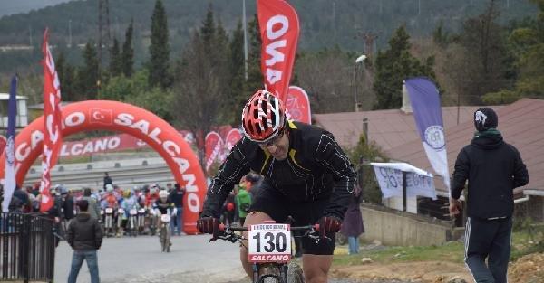 Salcano MTB Cup Arnavutköy C2 yarışları yapıldı