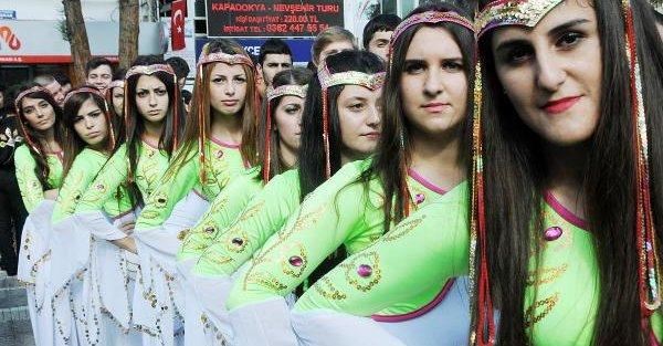 Samsun'da 29 Ekim Kutlaması Buruk Geçti