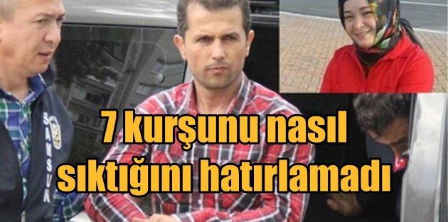Samsun'da 'Baldız cinayeti'ne polis memurundan garip savunma