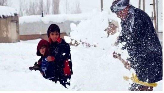 Samsun'da okullara kar tatili haberi