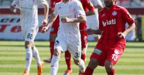 Samsunspor-Antalyaspor Maçı Fotoğrafları