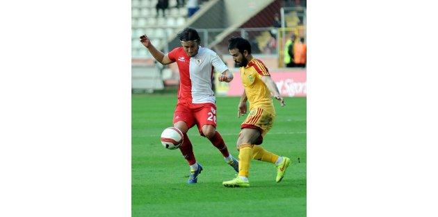 Samsunspor-yeni Malatyaspor Fotoğrafları
