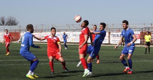 Sandıklıspor-Ayvalıkgücü Belediyespor: 0-0