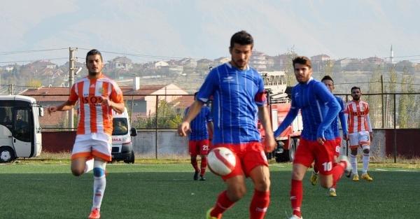 Sandıklıspor-erzin Belediyespor: 2-0