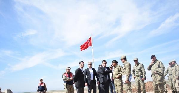 Şanlıurfa Valisi: Süleyman Şah Türbesi birkaç günde içinde ziyarete açılacak