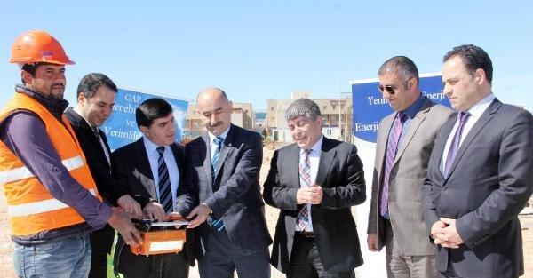 Şanlıurfa'da 16 milyonluk GAP-YENEV temeli atıldı