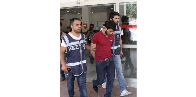 Şanlıurfa'da evden hırsızlığa 2 gözaltı