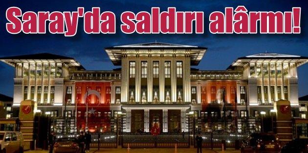 Sarayda alarm var: Şüpheli iki kişi Ankarayı ayağa kaldırdı