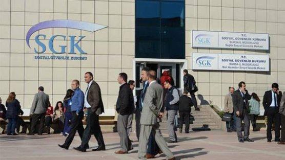 SGK il müdürlüğüne polis baskını