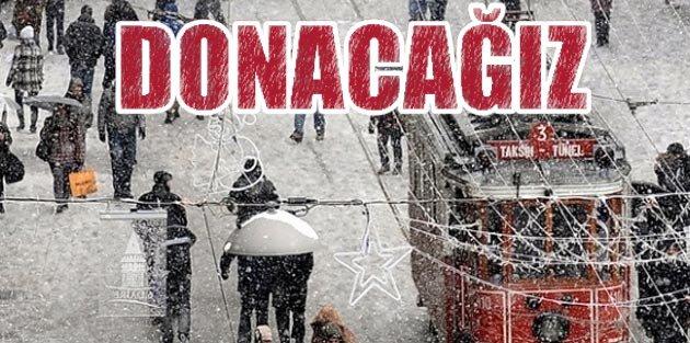 Sibirya soğukları geliyor; Vatandaşlara kritik uyarı