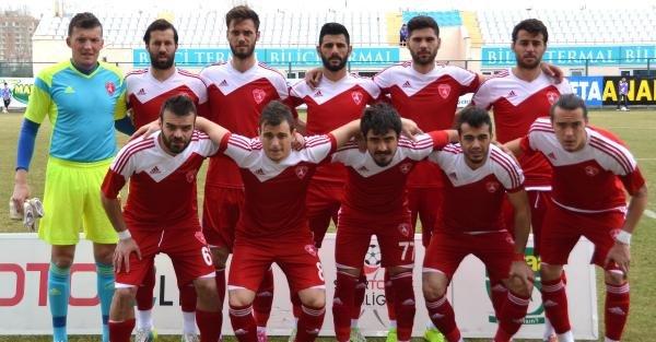 Sivas 4 Eylül Belediyespor-Denizli Büyükşehir Belediyespor: 2-0