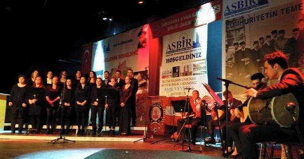 Sivas ve beldeleri belediye başkanlarının Kopenhag çıkarması
