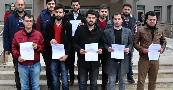 Sivas'ta 'KPPS mağdurları'ndan müdahillik dilekçesi