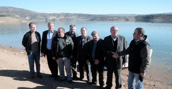 Süreyyabey Barajı Balıkçılığa Açılıyor