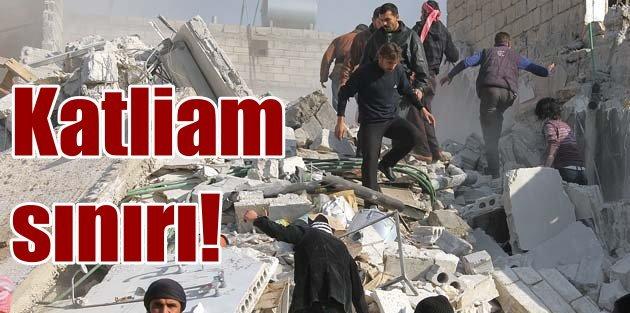 Suriye'de katliam kapıda: 250 bin kişi Türkiye'ye yöneliyor