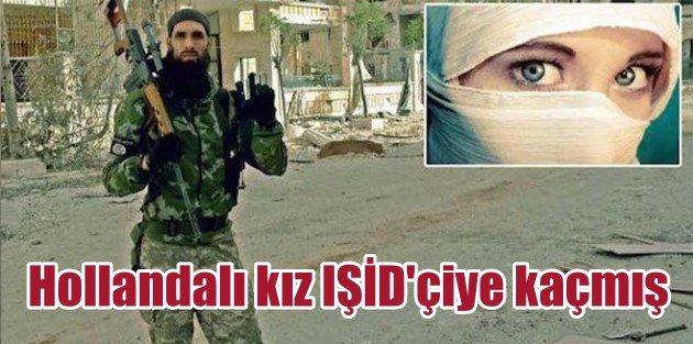 Suriyede Türk IŞİDçiye kaçan kızı annesi kurtardı