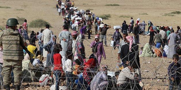 Suriye vatandaşlarına vize uygulaması başlıyor