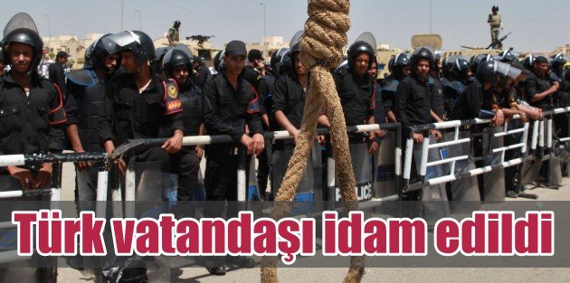 Suudi Arabistandan Ankaraya şok, Türk vatandaşı idam edildi