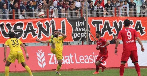 Tavşanlı Linyitspor-ankaragücü: 0-2 (türkiye Kupası)