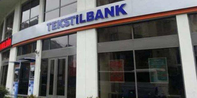 Tekstilbank'ı Çinli...