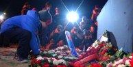 100'üncü yılda Anzaklar Çanakkale'ye akın edince, çifte Şafak Ayini düzenlendi