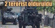 Diyarbakır Sur'da son durum; Çatışma çıktı, 2 terörist öldürüldü