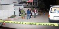 Antalya'da otele silahlı baskın
