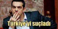 Atina göçmenlere teslim olunca Ankara'yı suçladı