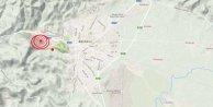 Balıkesir'de deprem Bandırma Ortamandıra 3.7 ile sallandı