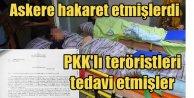 Diyarbakır'da devletin hastanelerinde PKK'lı katiller tedavi edilmiş