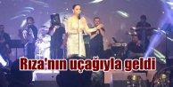 Ebru Gündeş Antalya konserine Rıza Zarrab#039;ın uçağıyla geldi