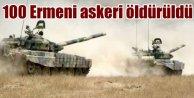 Ermeni ordusu adeta çöktü, 100'den fazla ölü bırakarak kaçtılar