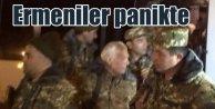 Ermenistan'da büyük panik; 'Türkler geliyor' seferberliği