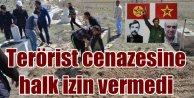 Erzincan'ı karıştıran cenaze, DHKP-C'li teröristin cenazesi ilçeye sokulmadı