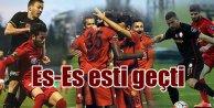 Eskişehir'de gol düellosu, Eskişehirspor 4 - Galatasaray 3