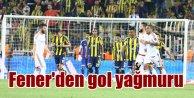 Fenerbahçe'den Mersin'e gol yağmuru