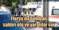 Florya'da oto galeriye bombalı saldırı; 1 ölü var