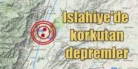 Gaziantep Islahiye'de deprem; 4.0 ile iki kez sallandı