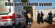 Kilis güne IŞİD roketleriyle uyandı