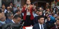 Meral Akşener; Teşkilatımız tabamınız yürü dedi yürüyorum